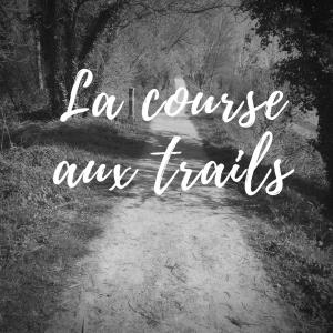 La course aux trails Logo